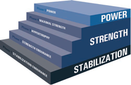 Performance Stair, Stabilization, Strength, Power